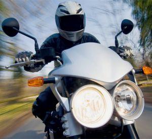 Пьяный угонщик мотоцикла ответит по закону