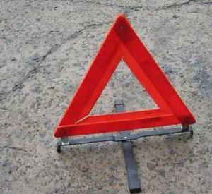 В серьезной аварии в Гагаринском районе пострадал человек