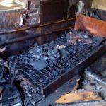 В Смоленской области мужчина сгорел заживо