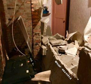 В Смоленской области в жилом доме взорвался бытовой газ (фото, видео)
