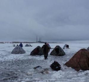 В Смоленской области в палатке нашли труп рыбака