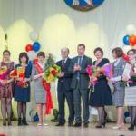 В Смоленске наградили победителей конкурса «Учитель года — 2015»