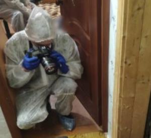 На Рождество медики обнаружили в жилом доме труп пожилой женщины