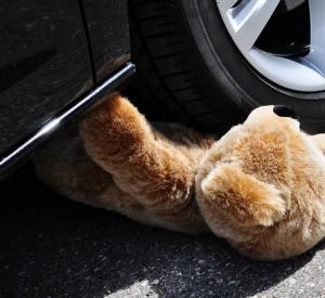 В Сафонове ребенок попал под колеса легковушки