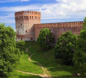 О реконструкции и музеефикации Смоленской крепостной стены