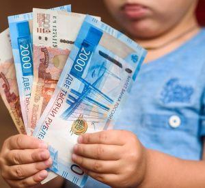 Госдума РФ поддержала третью выплату 10 тыс. руб. на детей до 16 лет