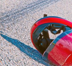 15-летний мотоциклист пострадал в аварии под Смоленском