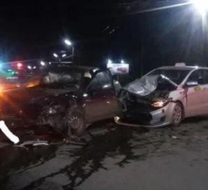 В Смоленской области в жуткой аварии погибли два человека