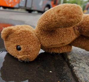 В Смоленске на «зебре» сбили маленькую девочку