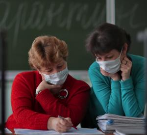 В российские школы не будут пускать родителей
