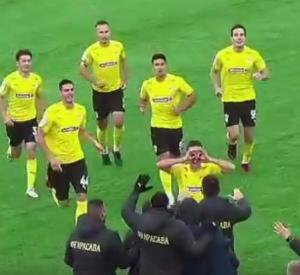 Смолянин забил победный гол за клуб известного блогера (видео)