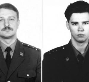В школах Смоленска почтили память сотрудников ФСБ