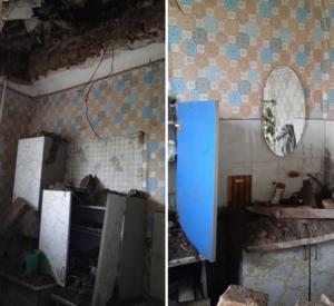 Следователи инициировали проверку информации об обрушения потолка в вяземском доме