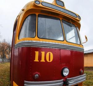 К юбилею трамвайного движения в областном центре открыли выставку