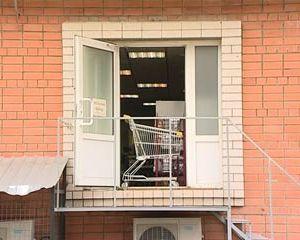 В Смоленске ограбили продуктовый магазин