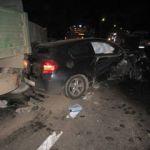 На трассе «Москва-Минск» произошла авария. Есть погибшие