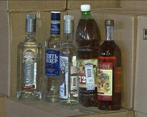 В Смоленском районе изъяли крупную партию контрафактного алкоголя