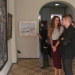 Юбилейная выставка известного смоленского художника Анатолия Попова открылась в Смоленске
