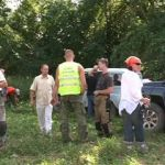 Пятый день в Вяземском районе продолжаются поиски 2-летней девочки