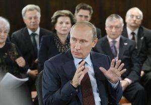 Путин: Состав Госдумы обновится наполовину