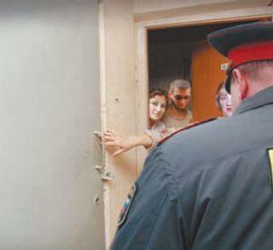 В Смоленской области участковый задержал убийцу на месте преступления