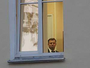 Глава администрации Смоленска отсутствует на работе