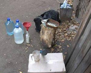Более тонны спиртосодержащей продукции изъяли смоленские полицейские в ходе операции «Алкоголь»
