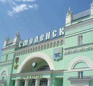 Алексей Островский не доволен состоянием смоленского вокзала