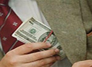 Директор госпредприятия задержан при получении взятки в Смоленске