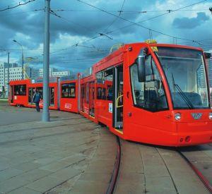 Трамваи на перекрестке Тенишевой-Шевечнко в Смоленске могут пустить раньше