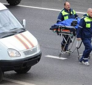 Шофер и пять пассажиров маршрутки погибли в ДТП под Смоленском