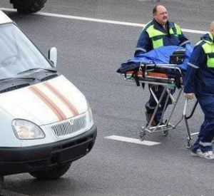 В ДТП с маршруткой пострадали четыре человека