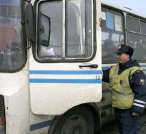 Пассажирские автобусы выходили на линию неисправными